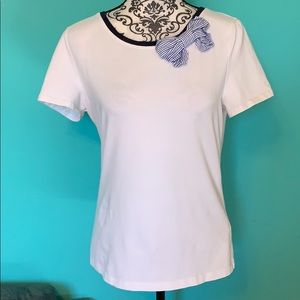 Kate Spade Broome Street New York Stretch Bow Top